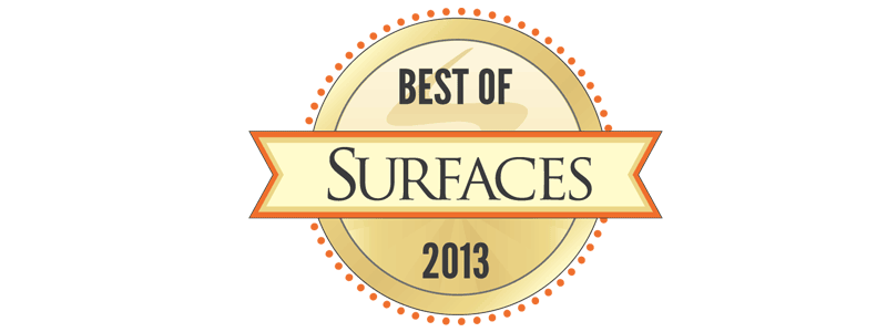 surfaces 2013